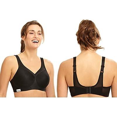 Glamorise Women's Seamless Full Figure D/G Sports Bra