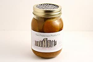 Nuclear Waste Pickles from San Francisco Pickle Company