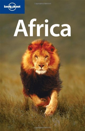 Lonely Planet Africa (Country Guide) (Multi Country