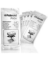 """ZINK Media 2 """"x3"""" papier photo pour Imprimante photo Polaroid Pogo & appareil photo instantané Polaroid Two (100 estampes, 10 paquets de 10)"""
