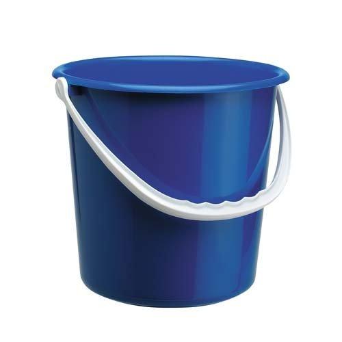nuovo-round-piccolo-secchiello-in-plastica-resistente-agli-urti-imperial-marcatura-piscina-bucket-9l