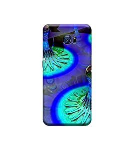 TransMute Premium Printed Back Case Cover With Full protection For Samsung S6 Edge (Designer Case)