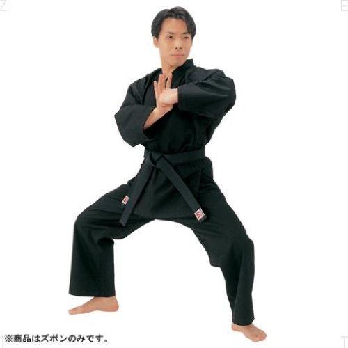 KUSAKURA (cusacra) black # 11 empty hands wearing No. 4 pants P 3 NP4 R3NP4