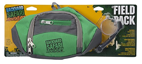 Backyard Safari Field Pack