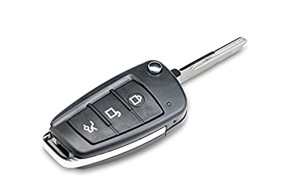 Car Key Fob Camera w/ Lifetime Warranty. 1080p Recording. Professional Hidden Video Cam Recorder.