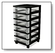 Iris 6-Drawer Storage System
