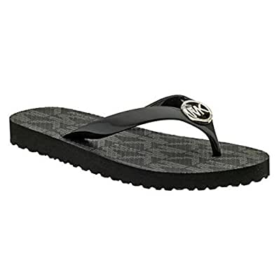 Amazon.com: MICHAEL Michael Kors Women's MK Flip Flop: Shoes
