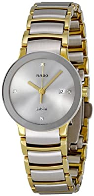 Rado Centrix Stainless Steel Ladies Watch R30932713