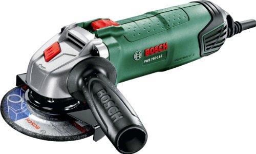 Bosch-DIY-Winkelschleifer-PWS-750-115-Anti-Vibrationshandgriff-Schutzhaube-Koffer-750-W-Leerlaufdrehzahl-12000-min-1-Schleifscheiben--115-mm