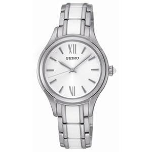 Watch Seiko Neo Classic Srz395p1 Women´s White