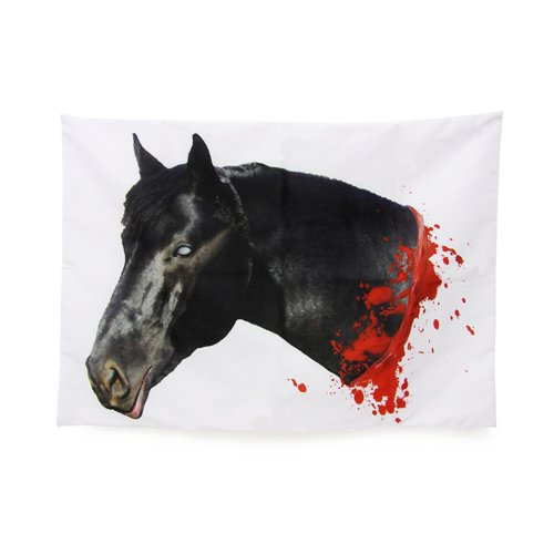Thumbs Up! Horse Head Pillow Case