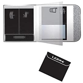 Lezyne Cycling Jersey Smart Wallet - 1-WA-SMART-V1RD/NOVL1140