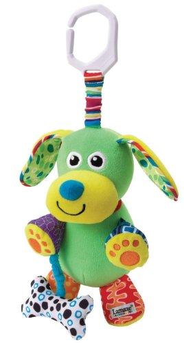 Lamaze Play & Grow Pupsqueak Take Along Toy