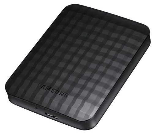 COMPUTING, Storage, M2 Portable external hard drive - 500 GB, black (2.5-inch portable external hard drives)
