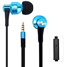 buy Awei Blue Es500I Headsets Super Bass Headphones Earphones With Mic For Iphone Samsung