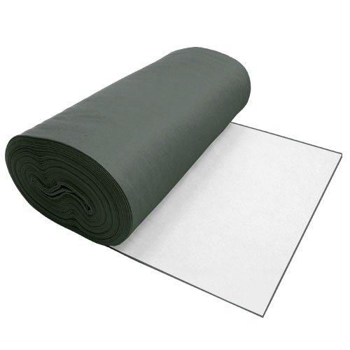 Viscose Felt Dark Gray 36 Inches Wide X 2 Yard Long