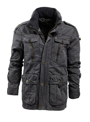 DreiMaster Men Jacket Morex