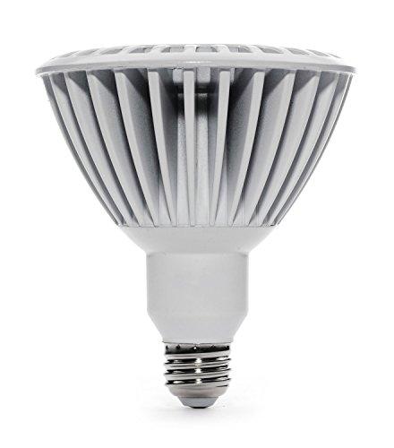 Royoled Par381213018D 18W (90W) Dimmable 3000K 12000 Lumen Par38 Spot Light Bulb,Soft White Light