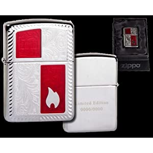 Zippo 2001775 Jahrgangsmodell 2010 Limited Edition