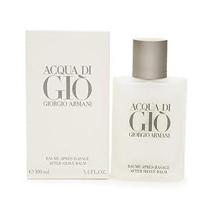 Acqua Di Gio By Giorgio Armani For Men. Aftershave 3.4 Oz.