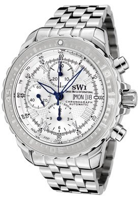 Swiss Watch International Men's Limited Edition Watch A9258.SSS