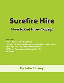 surefire hire - jake carney. dan stanzione. joel carney and gena stanzione