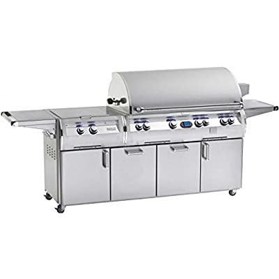Fire Magic Echelon Diamond E1060s Stainless Steel Fre Standing Grill E1060sMe1n51W