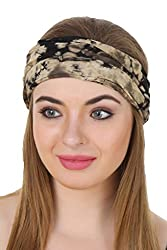 Elastic scarfs & Head bands #Item-TY017