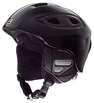 Smith Optics Venue Snow Helmets, Black, Small