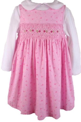 Smocked Fall Dresses Girls Fall Winter Rare Editions