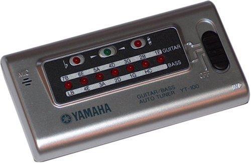 yamaha guitar bass auto tuner yt100 japan ebay. Black Bedroom Furniture Sets. Home Design Ideas