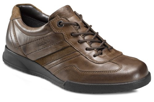 ecco ECCO TRANSPORTER 503514/55738 Mens Lace-Up Shoe, Brown 9 UK