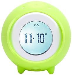 Tocky Runaway Alarm Clock with MP3 - Kiwi