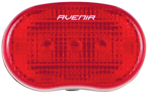 Avenir Tail Bright Five LED Taillight (Red, 5-LED)