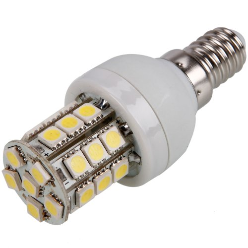E14 110V 5W 6000K 27 Led Smd 5050 White Light Corn Lamp
