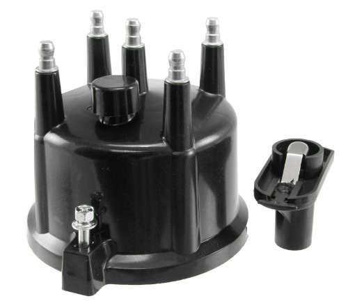 Wells F2127 Distributor Cap and Rotor Kit (Distributor Jeep Cherokee 96 compare prices)