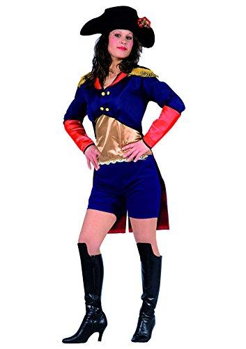 Fiori Paolo 25899 - Napoleone Costume Donna Adulto, Taglia M