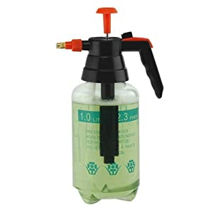 Industrial Tools Pressurized Plant Water Mister Sprayer - 1 Liter