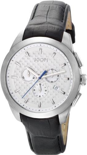 Joop  Legend Chrono Swiss Made - Reloj de cuarzo para hombre, con correa de cuero, color negro