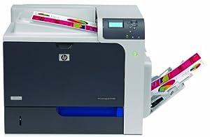 HP Color LaserJet Enterprise CP4025dn Printer - Black/Silver (CC490A)