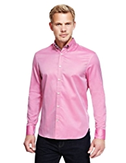 Blue Harbour Luxury Pure Cotton Shirt