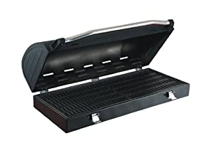 Amazon Com Camp Chef Deluxe Barbecue Box Hinged Lid For