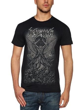 Plastic Head Behemoth Phoenix Rising Men's T-Shirt Black Small