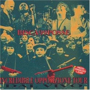 99 Posse - Incredibile Opposizione Tour - Zortam Music