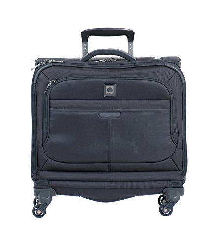 Delsey Luggage Helium Pilot 3.0 Spinner Trolley Tote, Graphite, One Size (Spinner Trolley Tote compare prices)