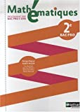 echange, troc Albert Hugon, Collectif - Mathématiques 2e Bac Pro : Programme 2009