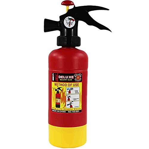 Bininbox Fire Extinguisher Water Gun Soakers Toys for Children Pressure Playing (Fire Hose Super Soaker compare prices)