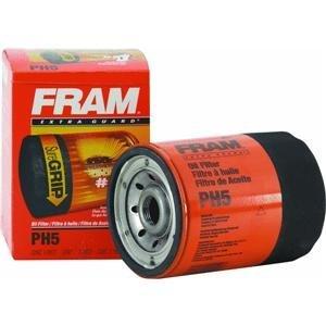 Honeywell Consumer Prod Grp Fram Ph5 Oil Filter Ph5 Auto Oil Filters