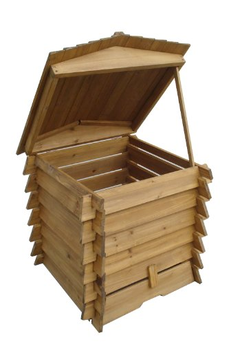 wooden-compost-bin-328l-in-beehive-style-337