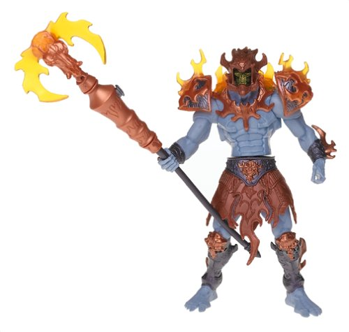 Buy Low Price Mattel Masters of the Universe : Evil Warriors Action Figure : Fire Armor Skeletor (B00009WBX9)